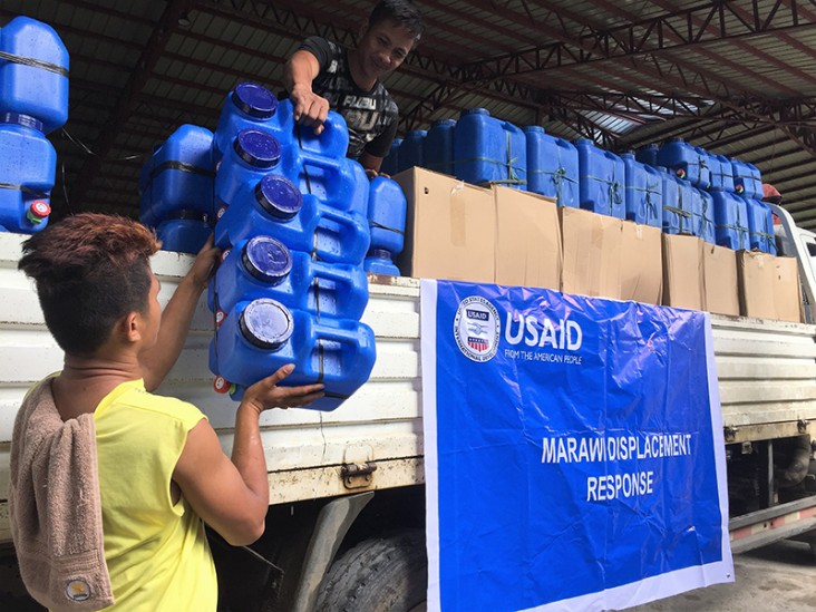 Philippines Critical Relief Supplies