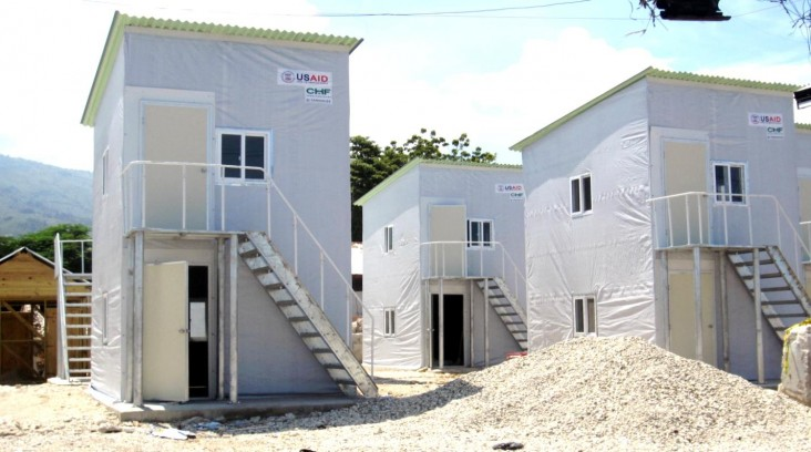 Following the 2010 Haiti earthquake, USAID/OFDA took a community-based approach to recovery