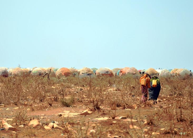 Somalia Food Insecutiy