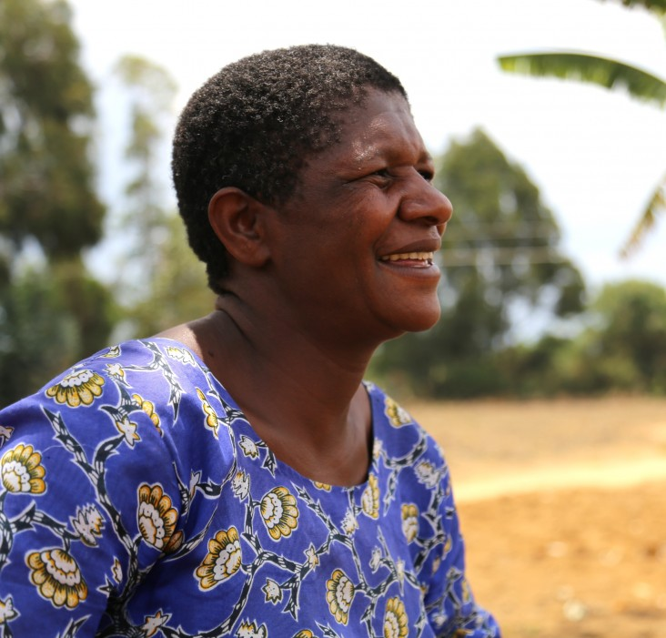 Scholastica Bangi is among the second cohort of women in Tanzania to file land claims with Feed the Future support.