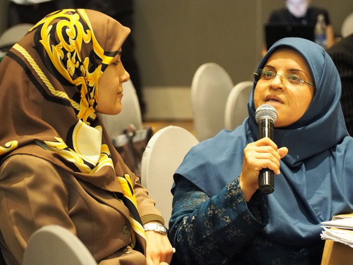 Regional Workshop on Women's Participation in Local Governance