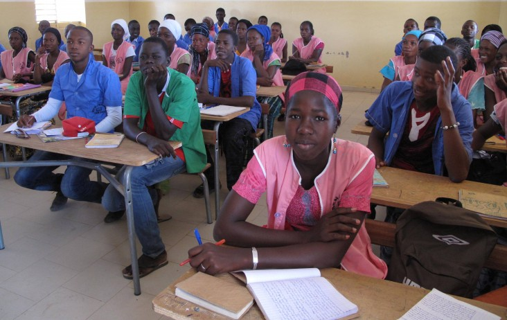 USAID  reduced the average distance from home to school by funding the construction of schools in the most remote areas and strengthening the ability of communities to effectively support their children's education.