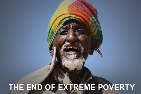 The End of Extreme Poverty. Photo Credit: Nena Terrell, USAID