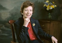 The Honorable Mary Robinson