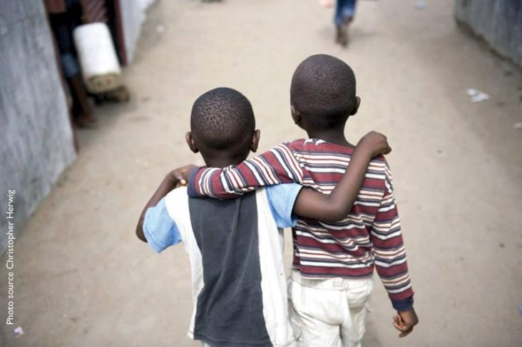 Achieving a world in which all children grow up within protective family care and free from deprivation, exploitation and danger
