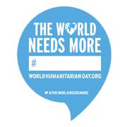 World Humanitarian Day Logo