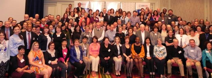 USAID/ASHA 2015 Annual Conference Group Photo