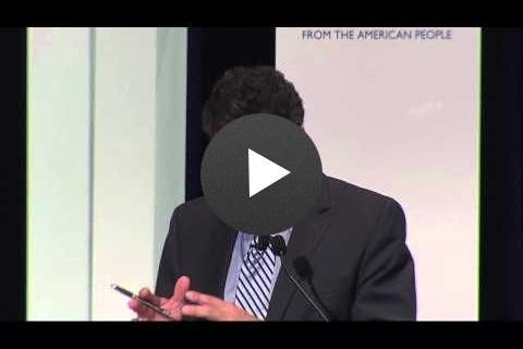 Powering Agriculture: An Energy Grand Challenge for Development - 59:46 - Click to view video