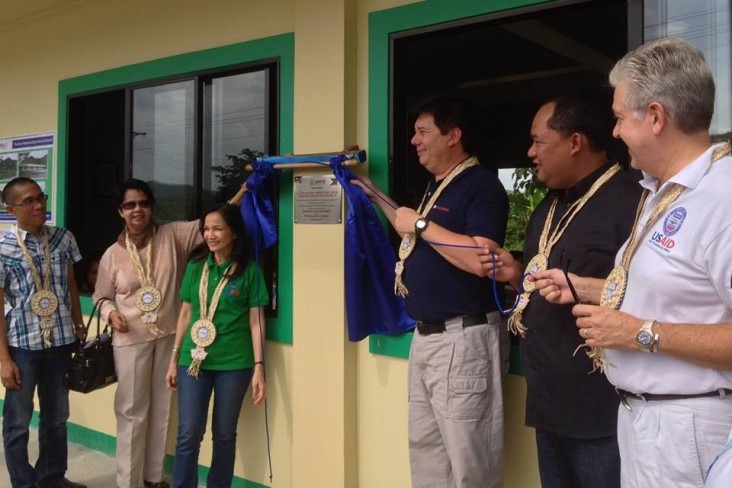 U.S. Continues Relief and Reconstruction Work in Yolanda-Hit Areas