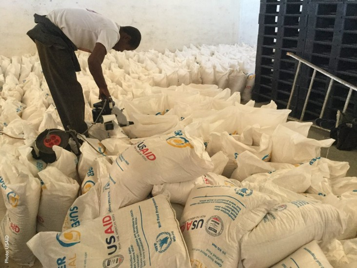 USAID is providing $8 million in emergency assistance for the drought-affected people in the south of Madagascar