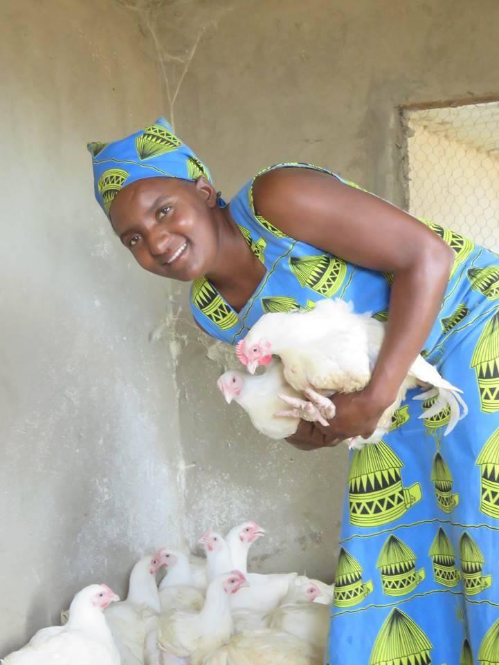 Zimbabwe Works Beneficiary