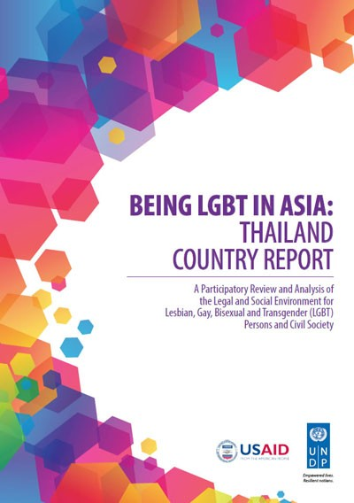 Being LGBT in Asia: Thailand Report