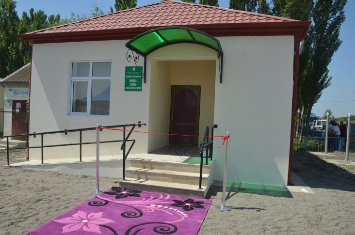 U.S., Azerbaijan Improve Health Services in Sabirabad District