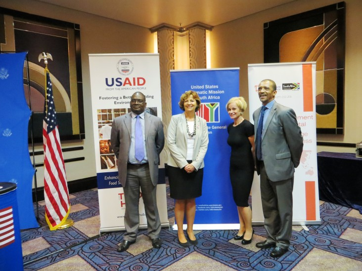 USAID Trade Hub conducts workshop with Trade Invest KZN