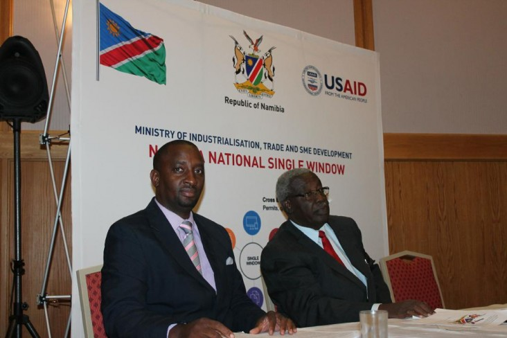National Single window by USAID Trade and Investment Hub