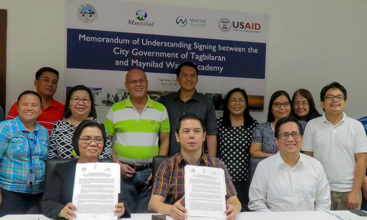 USAID Initiates Partnership to Upgrade Water and Sanitation Services in Tagbilaran