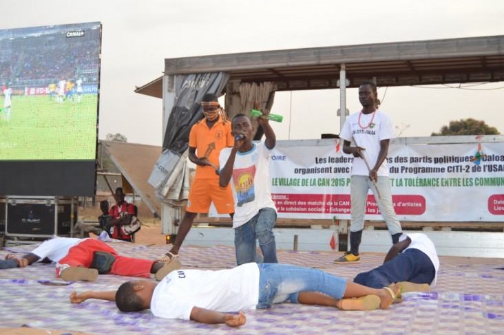 Promoting Peace and Tolerance through Soccer