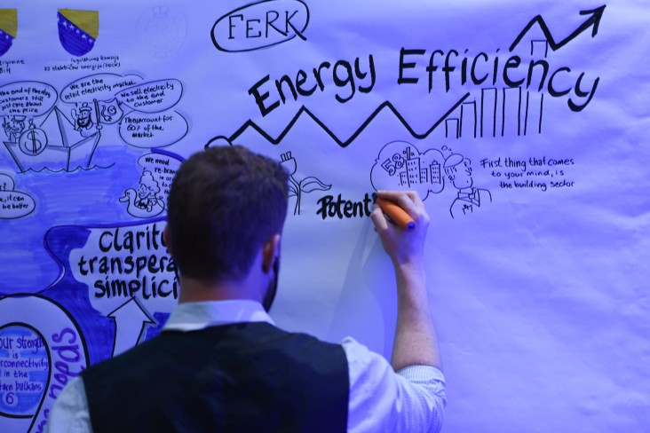 USAID played a major role in the final passage of the Federation of BiH's Energy Efficiency Law.