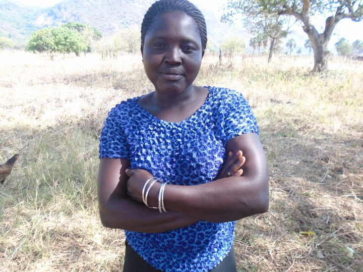 Ayugi Stella, advocate for women's land rights in Uganda