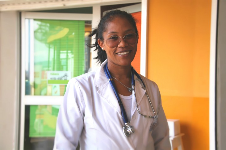 The Health Center for All is just a starting point, as Dr. Tafangy has other dreams, including starting a health insurance progr