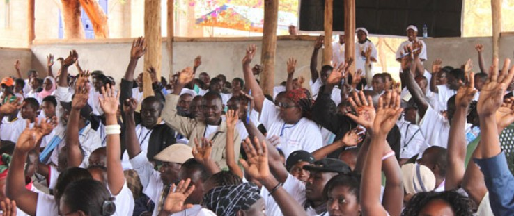 The Taita Taveta County Bunge Forum formed in October 2011. It is one of 26 county youth forums launched across Kenya in the pas