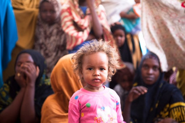 More than half of the 250,000 people who lost their lives during Somalia's 2001 famine were children.