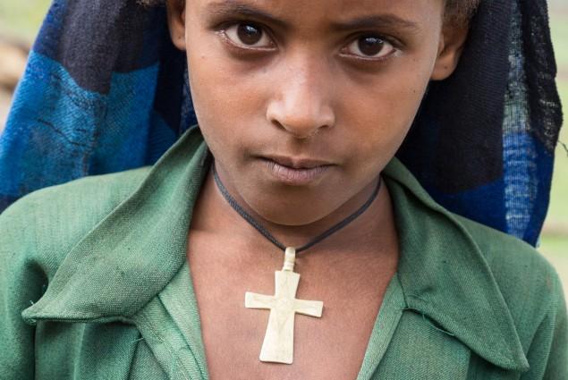 Havtam Adane, daughter of USAID beneficiary Gebiyanesh Ambaw.