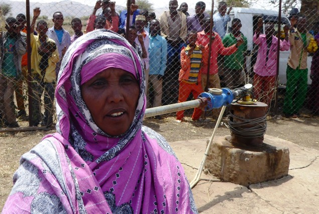 Many communities have come to the realization that women are the best stewards of their water resources.