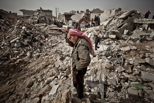 """Years of brutal conflict in Syria has resulting in a humanitarian crisis that has been deemed """"the worst of our generation."""""""