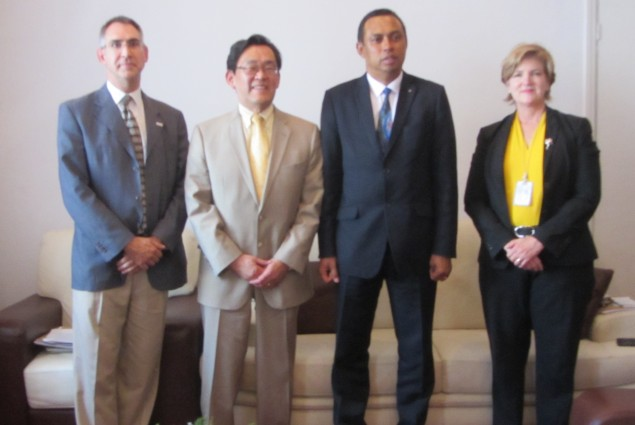 Call on the new Minister of Health