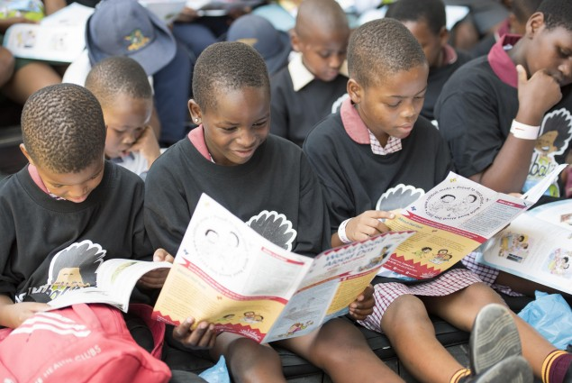 Story powered schools