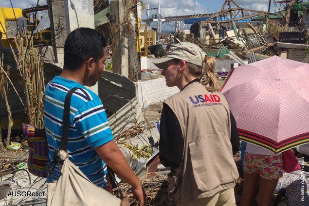 Today USAID Administrator Nancy Lindborg announced an additional $10 million in aid.