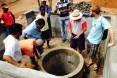 Well under rehabilitation in northern Madagascar