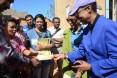 Visit to a Community Health Volunteer's village
