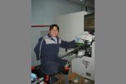 Man with Physical Disabilities Works towards Ecuador's Development