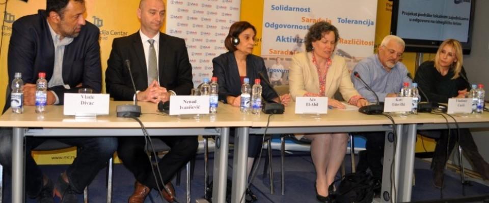Fondacija Divac i USAID ojačavaju odgovor Srbije na evropsku migrantsku krizu