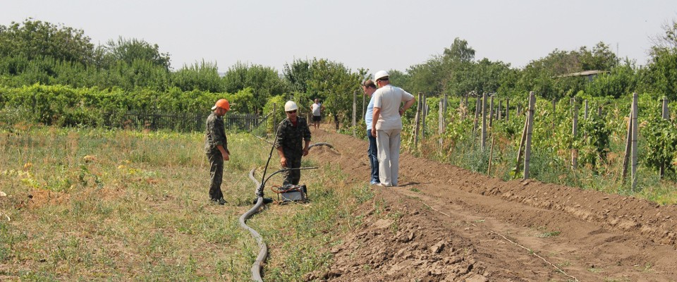 USAID invested more than $100,000 to help NovoKairy village, Kherson Oblast develop its irrigation system.