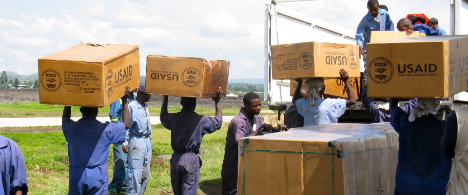 DRC Humanitarian Assistance