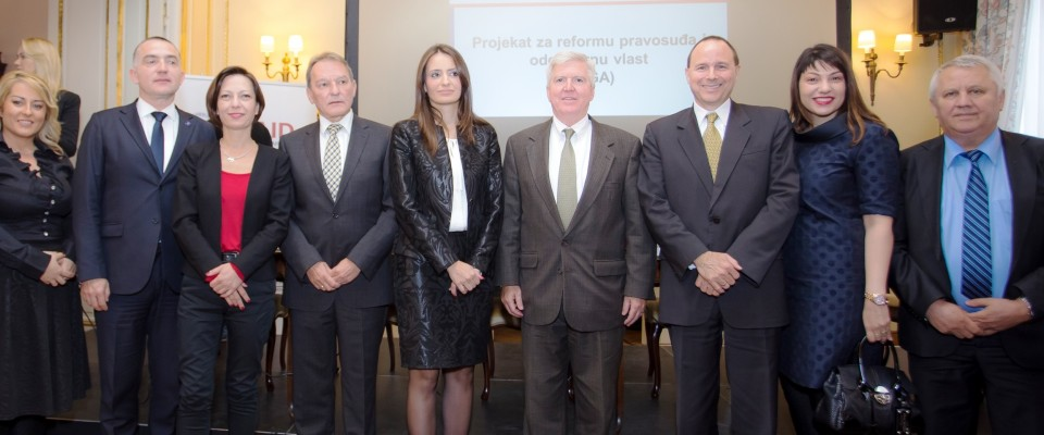 U.S. and Serbian Governments Celebrate Five Years of Judicial Reform