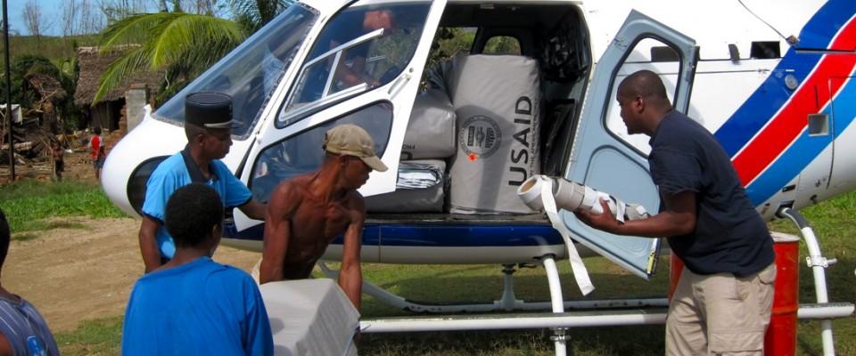 madagascar humanitarian assistance