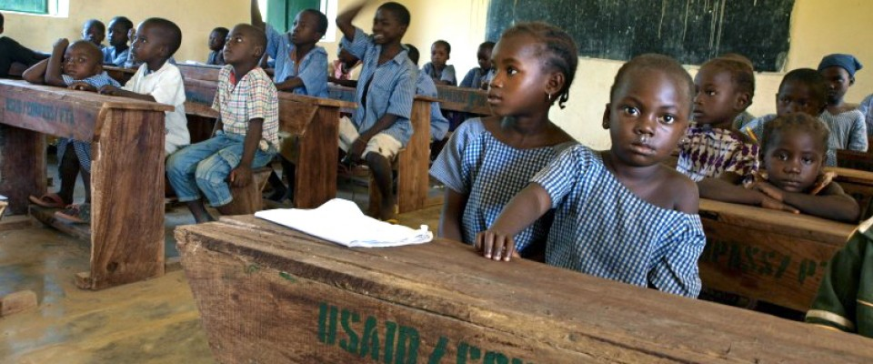 USAID renovates schools in Nigeria, including this one in Nasarawa, northern Nigeria