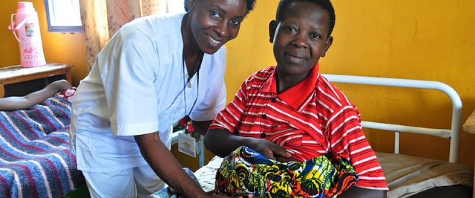 USAID/Rwanda Nutrition - breastfeeding