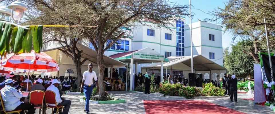 Somaliland's Ministry of Interior