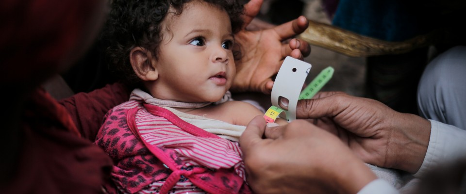USAID helps Yemen as it faces largest food security emergency and world's worst cholera outbreak.