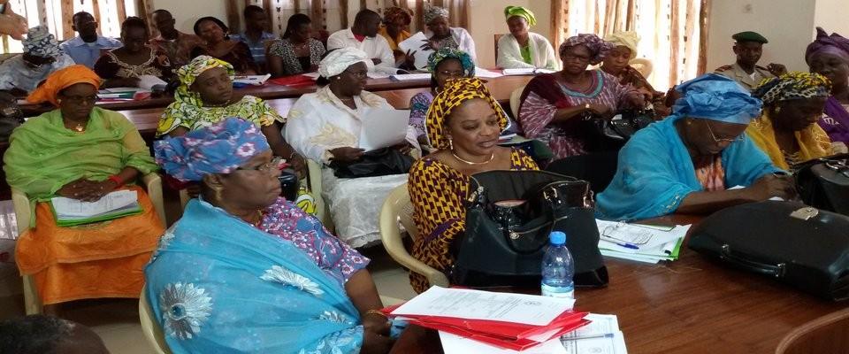 Violences Sexuelles et Basées sur le Genre (VBG) au Mali