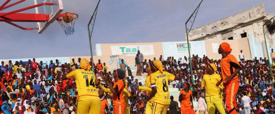 Wiish Mogadishu Statium