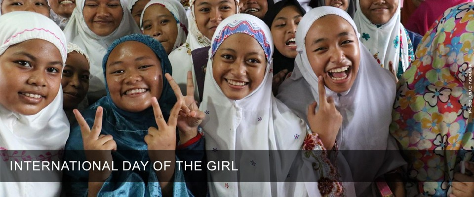 International Day of the Girl - 2017