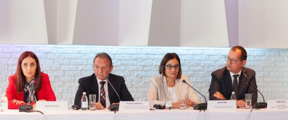 Visoki savet sudstva i USAID obeležavaju napredak u reformi pravosuđa