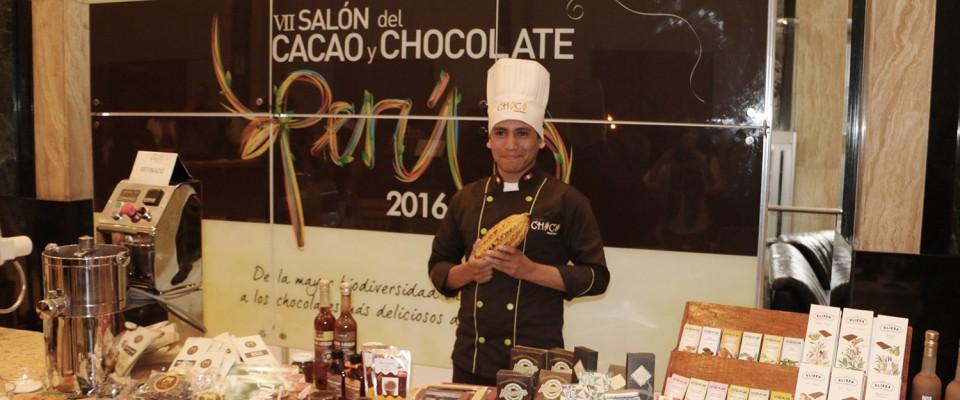 VII Salon del Cacao y Chocolate Peru 2016