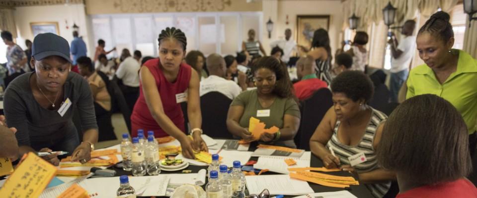 Teacher training on Sexual Health in Gauteng